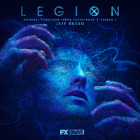 LAKESHORE TO RELEASE THE ORIGINAL SCORE FOR THE SECOND SEASON OF 'LEGION'