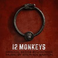 LAKESHORE TO RELEASE STEPHEN BARTON'S '12 MONKEYS' – ORIGINAL SERIES SOUNDTRACK