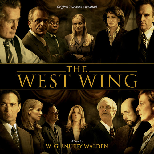 VARÈSE SARABANDE RE-RELEASES 'THE WEST WING' – ORIGINAL TELEVISION SOUNDTRACK