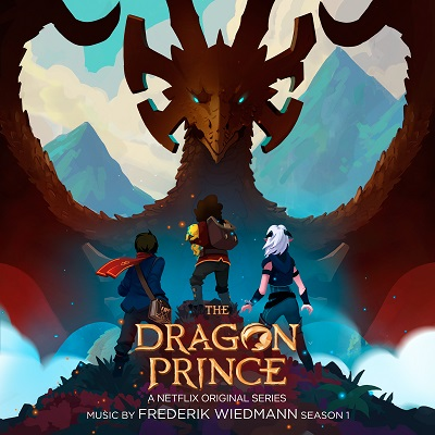 LAKESHORE TO RELEASE 'THE DRAGON PRINCE' SERIES 1&2 – ORIGINAL TELEVISION SOUNDTRACKS