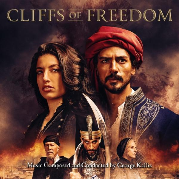 AEGEAN ENTERTAINMENT RELEASES  'CLIFFS OF FREEDOM' – ORIGINAL MOTION PICTURE SOUNDTRACK