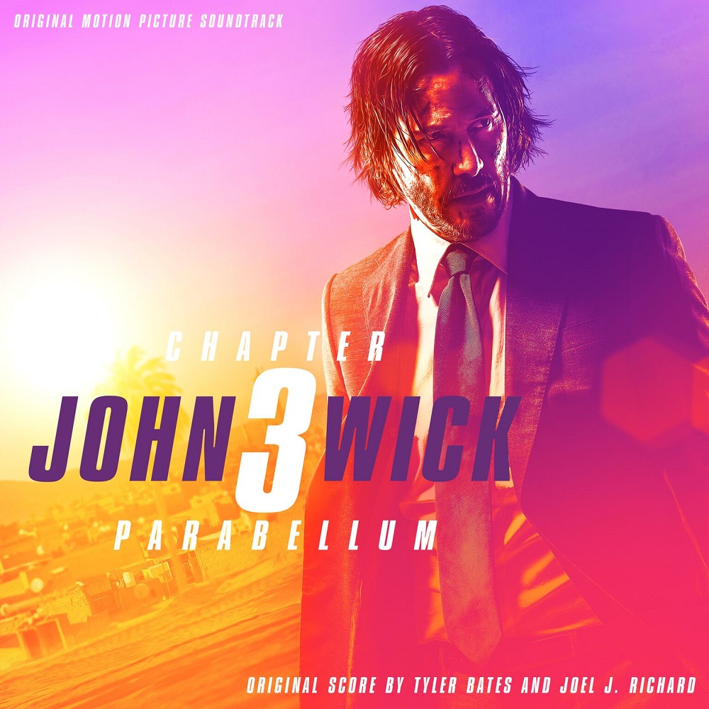VARÈSE SARABANDE TO RELEASE 'JOHN WICK 3' – ORIGINAL MOTION PICTURE SOUNDTRACK