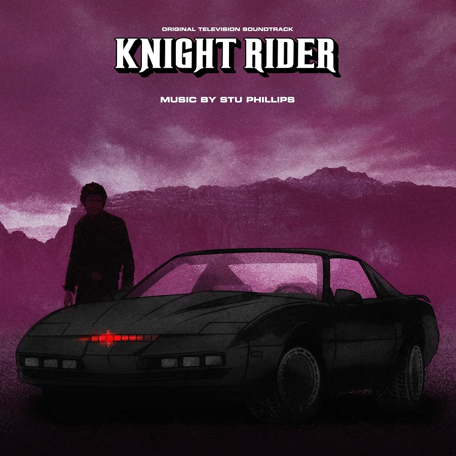 VARÈSE SARABANDE RELEASES NEW MUSIC FROM 'KNIGHT RIDER' – ORIGINAL TELEVISION SOUNDTRACK